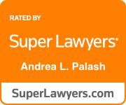 Rated By Super Lawyers -- Andrea L. Palash