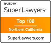 Rated By Super Lawyers -- Top 100 -- Northern California -- Andrea L. Palash