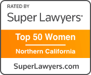 Rated By Super Lawyers -- Top 50 Women -- Northern California -- Andrea L. Palash